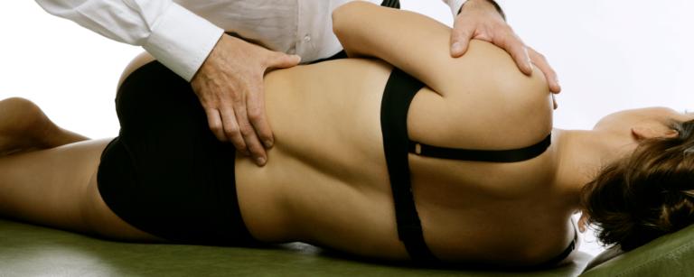 kiropraktorjustering